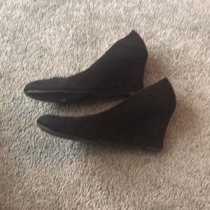 Dexter Shoes - Dexter wedge shoe size 8 1/2